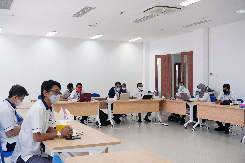 Rapat Penajaman Kurikulum Pelatihan ASN